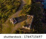 Scenic Aerial View Of Fort...