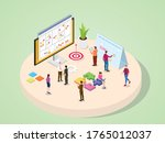 company business people legal... | Shutterstock .eps vector #1765012037