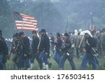 Historical Reenactment Of The...