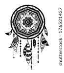 dream catcher. romantic   Shutterstock .eps vector #176521427