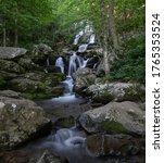 Dark Hollow Falls Hiking Trail...