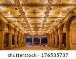 interior view of newly... | Shutterstock . vector #176535737