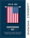 independence day 4th july... | Shutterstock .eps vector #1765400477
