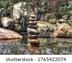 Rock Balancing Art  Beautiful...
