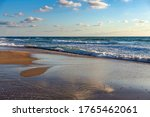 Mediterranean Coast Before...