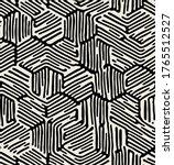 vector seamless pattern. modern ... | Shutterstock .eps vector #1765512527