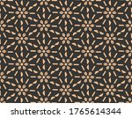 repeat islamic graphic thirties ... | Shutterstock .eps vector #1765614344