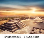 Teotihuacan  Avenue Of The Dea...