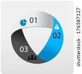infographics vector for some... | Shutterstock .eps vector #176587127