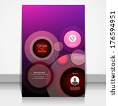 flyer design   business  | Shutterstock .eps vector #176594951