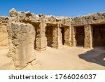 Tombs Of The Kings Collonade...