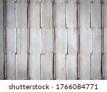 Old Zinc Door Hinges Textured...