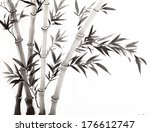 traditional chinese painting ... | Shutterstock . vector #176612747