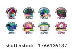 back to school sale  large... | Shutterstock .eps vector #1766136137