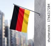 3d Illustration. Germany Flag...