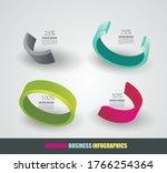 modern  design 3d diagram... | Shutterstock .eps vector #1766254364