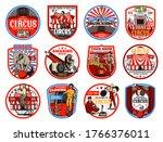 Circus Shapito Retro Icons ...