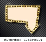 pointer billboard with...   Shutterstock .eps vector #1766545301