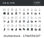 collection of vector black and...   Shutterstock .eps vector #1766556107