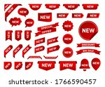 sale stickers and new arrival... | Shutterstock .eps vector #1766590457