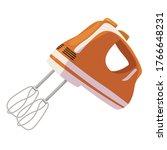 Mixer Icon  Kitchen Appliance...