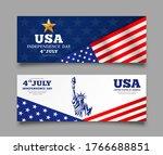 banners celebration flag of... | Shutterstock .eps vector #1766688851