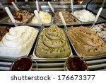 Pistachio Ice Cream And Cream...