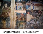 Mural Painting And Interior Of...