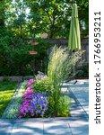 Beautiful Small Garden Filled...