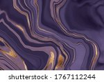 liquid marble canvas abstract... | Shutterstock .eps vector #1767112244