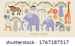 national parks. welcome to the... | Shutterstock .eps vector #1767187517