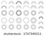 sunburst set. sunburst icon...   Shutterstock .eps vector #1767340211