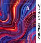 vector illustration  abstract... | Shutterstock .eps vector #1767377624