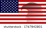 4th july   independence day of... | Shutterstock .eps vector #1767842801