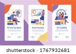 online education app ui design...