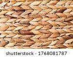 Wicker Wood Background. Wicker...