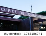 Office De Tourisme Sign Text In ...