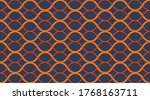 seamless geometric pattern.... | Shutterstock .eps vector #1768163711