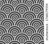 repeat creative vector circular ... | Shutterstock .eps vector #1768179554