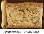 a vector illustration of... | Shutterstock .eps vector #176826365