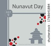 Nunavut Day is a public holiday in the Canadian territory of Nunavut.