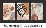 abstract art print design.... | Shutterstock .eps vector #1768838681