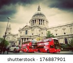St Paul's Cathedral In London ...