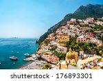 Picturesque Amalfi Coast....