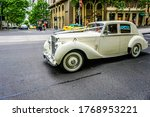A Rolls Royce In A Melbourne\'s...