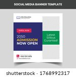 junior admission for kids... | Shutterstock .eps vector #1768992317