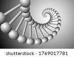 Monochrome Gene Spiral...