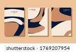 abstract trendy pastel... | Shutterstock .eps vector #1769207954