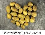 The Heart Of The Potato Raw...