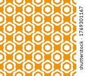 seamless pattern with a... | Shutterstock .eps vector #1769301167